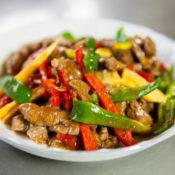 中華料理の画像