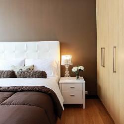 寝室の画像