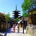 京都の街の画像