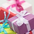 贈り物の画像