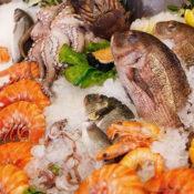 海鮮料理の画像
