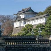 東京・皇居の画像