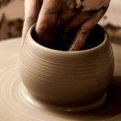 陶芸の画像
